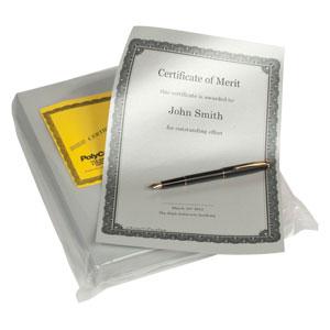Certificate Metallico Paper