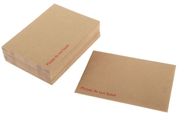 Unspecified Board Envelopes