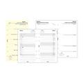 Organiser Refills Notepaper