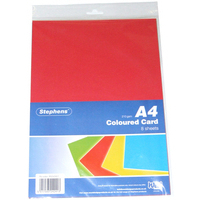 Assorted Colours Paper
