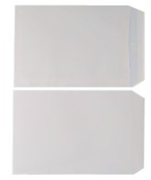 C4 White Plain Envelopes