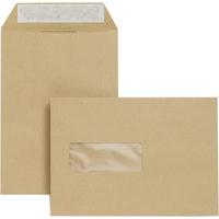 C5 Manila Window Envelopes