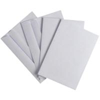 C6 White Plain Envelopes