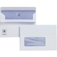 C6 White Window Envelopes