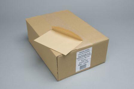 C6 Manilla Plain Envelopes