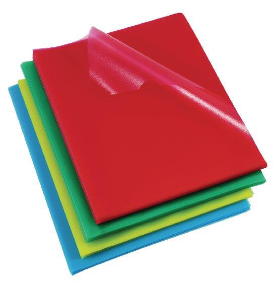 Plastic Folders A4