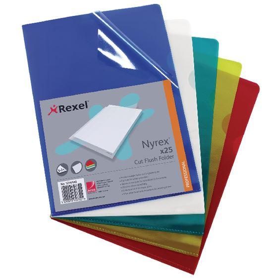 Plastic Folders A5