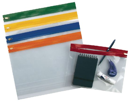 Plastic Wallets A3