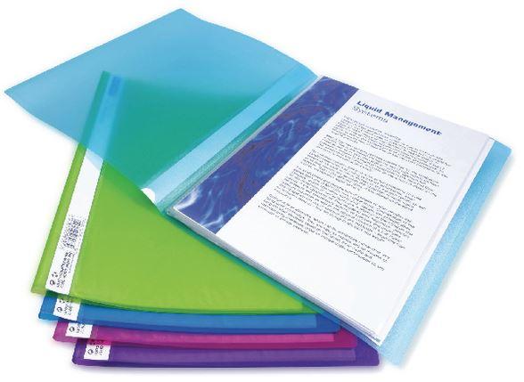 Display Books 1-10 Pockets