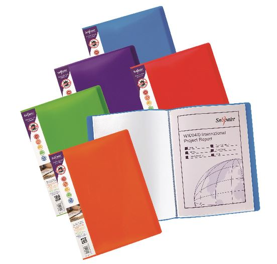 Display Books 21-30 Pockets