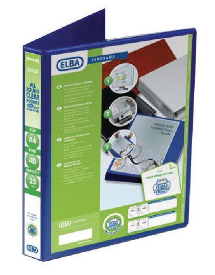 Presentation Ring Binders 25mm Capacity