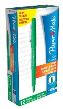 Fineliner Pens Green