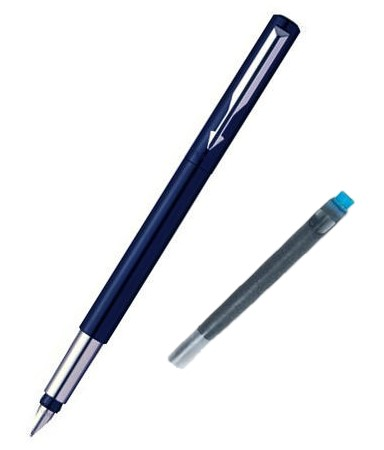 Fountain Pens Blue Barrel