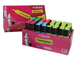 Highlighters Assorted