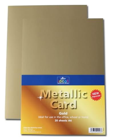 Speciality Card - Metallic