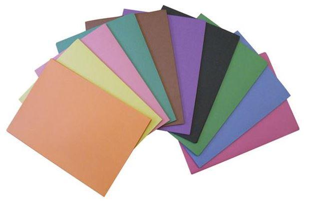Craft Paper - Sugar Paper
