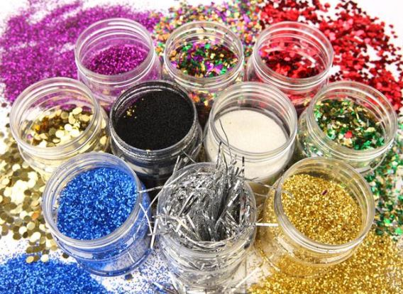 Glitter, Sparkles & Sequins