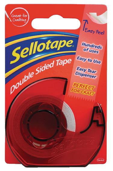 Double Sided Tape - 12/15mm
