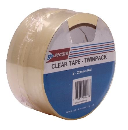 24/25mm Packing Tape