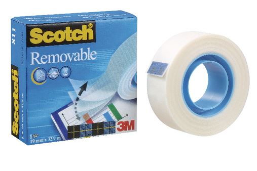 18/19mm Invisible Tape