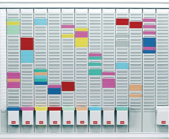 T-Card Panels 31-50 Slots
