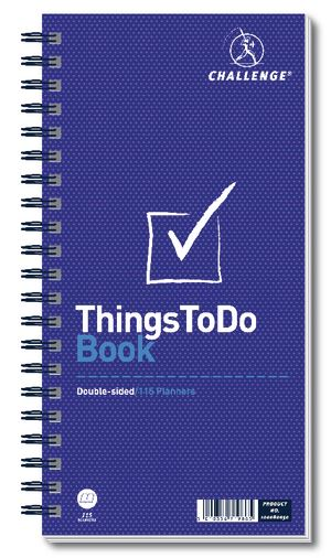 Things to do Today Pads
