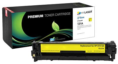 Laser Toners Yellow