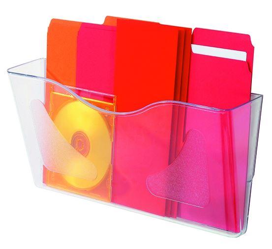 Literature Files and Wall Pockets