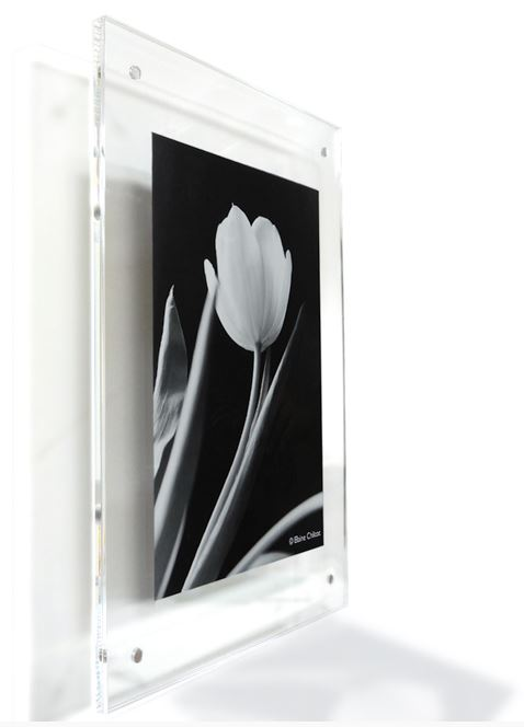 Frameless Picture Display
