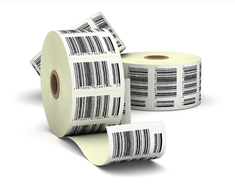 Bespoke Size Thermal Transfer Labels
