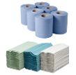 Paper Towels / Tissues