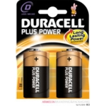 Duracell Plus MN1300 (D) Batteries