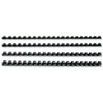 8mm Binding Combs (21r) Black