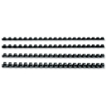 19mm Binding Combs (21r) Black