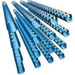 25mm Binding Combs (21r) Blue