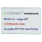 Drywipe Whiteboard, 3' x 2' (900x600mm)