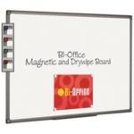 Magnetic Drywipe Board 4' x 3' (1200x900mm)
