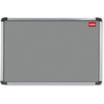 Felt Board, 3' x 2' Grey (900x600mm)