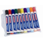 Penflex DRYWIPE Markers, Assorted