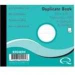 4x5 Duplicate Book