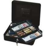"12"" Cash Box, Black"
