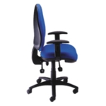 Cheshire H/Back Operator Chair C/W inflatable lumbar support