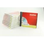 CD-RW Re-Writable Discs 700mb