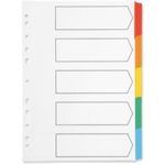 Extra Wide Dividers 5pt  White 11401