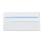 DL White 80gsm Plain S/S Envelope SL140