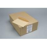 C6 Manilla Plain gummed Envelope 13775