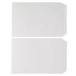 C5 White 90gsm Plain S/S SHORT FLAP Env