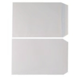 C4 White 90gsm Plain S/S Envelope SL520