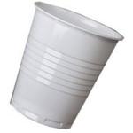 Plastic Vending Cups 7oz White