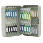 Key Cabinet 40-hook Grey